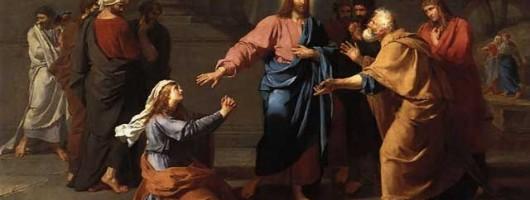 Un Gesù maleducato?
